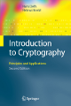 Introduction to Cryptography Principles and Applications